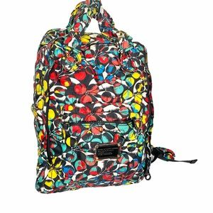 Marc by Marc Jacobs printed quilted backpack